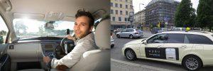 Работа в Польше. Водитель. от € 700 фото Uber Poland