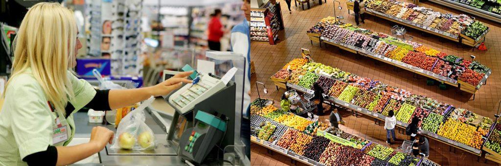 Работники Супермаркета в Германии фото