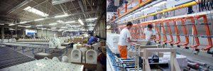 Работа в Польше. Работник цеха по производству сантехники снимки. от € 760