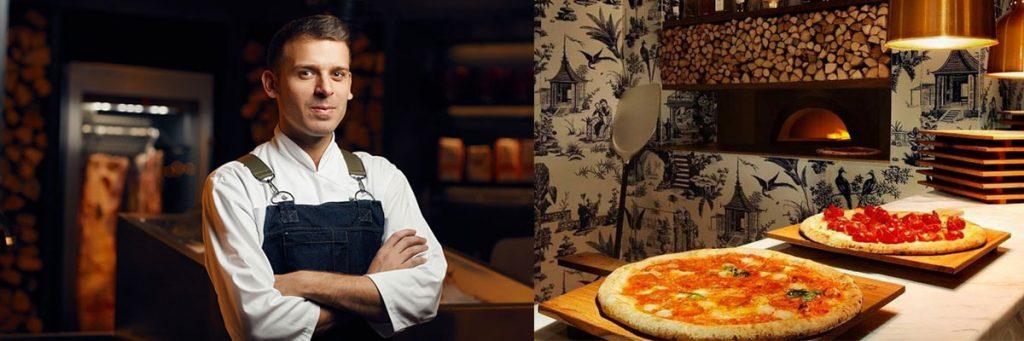 Фотографии работы официантом в Италии