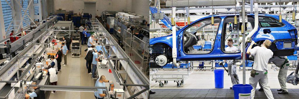 Работа в Польше. Работник продукции автомобильного завода фото
