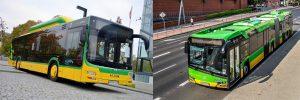 Работа в Польше. Водитель городского автобуса фото