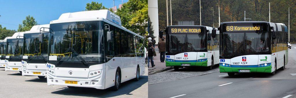 Работа в Польше. Водитель городских автобусов фото