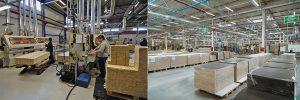 Работа в Польше. Рабочий на складе мебельной фабрики фото