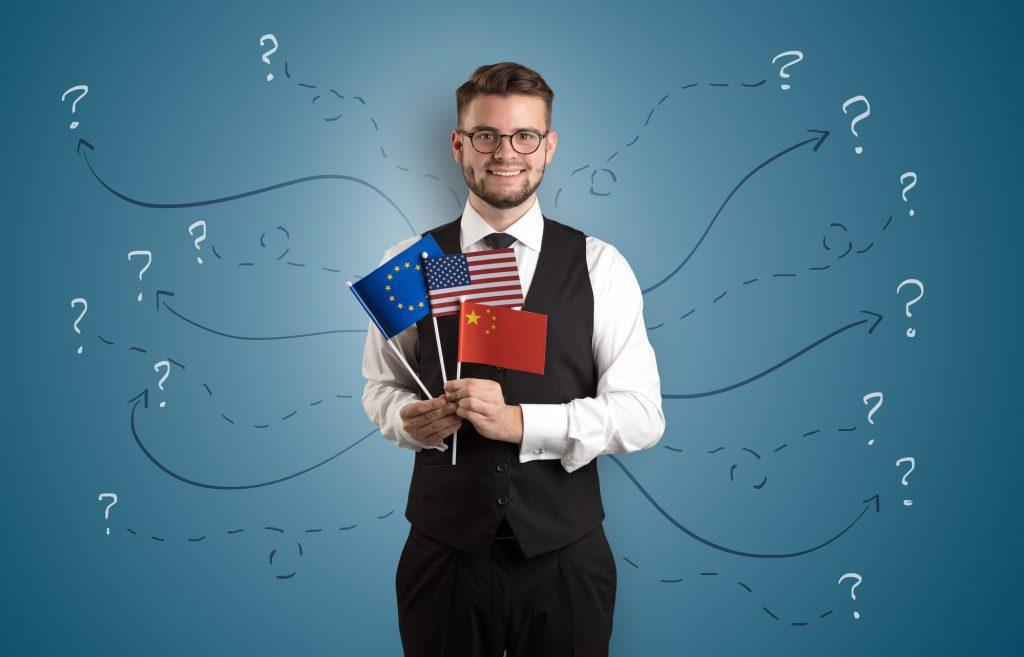 Как найти работу за границей фото