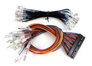 Оператор на производстве кабельных жгутов в Чехию