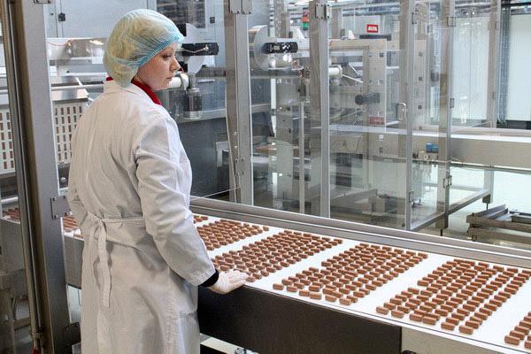 Разнорабочий (конфетная фабрика) в Польше
